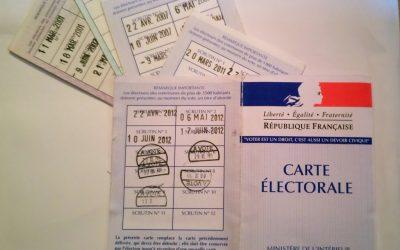 Jeu de cartes démocratique